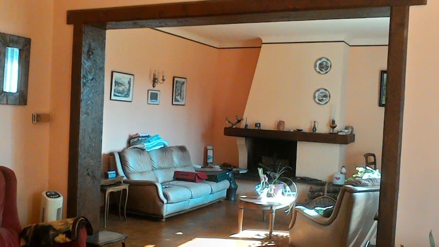 Belle maison chaleureuse au pied des Pyrénées - Saint-Gaudens - Дом