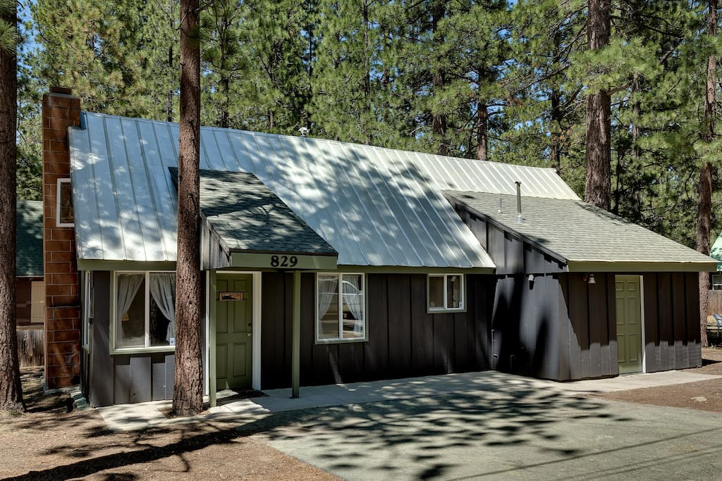 Lakeside miners cabin cabins for rent in south lake for South lake tahoe cabins near casinos