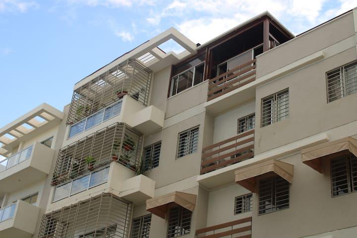 Apartamento en zona céntrica de Santo Domingo