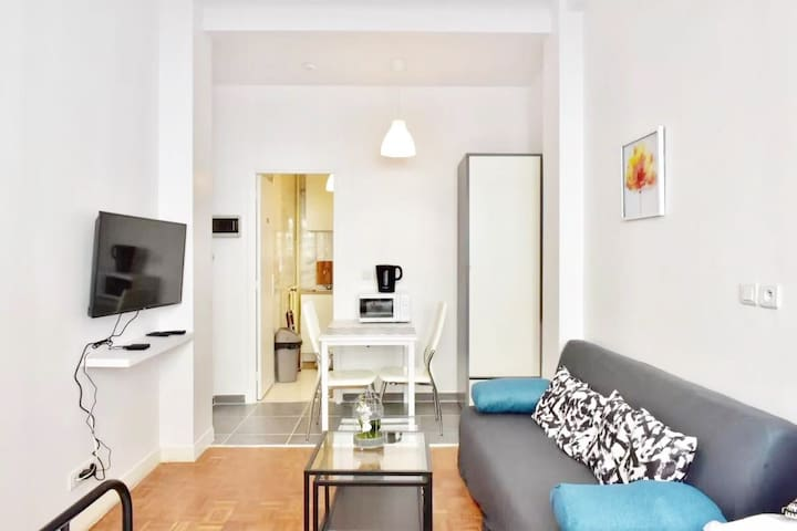 Nice Center ideally located - Studio Room 24m2 /#4