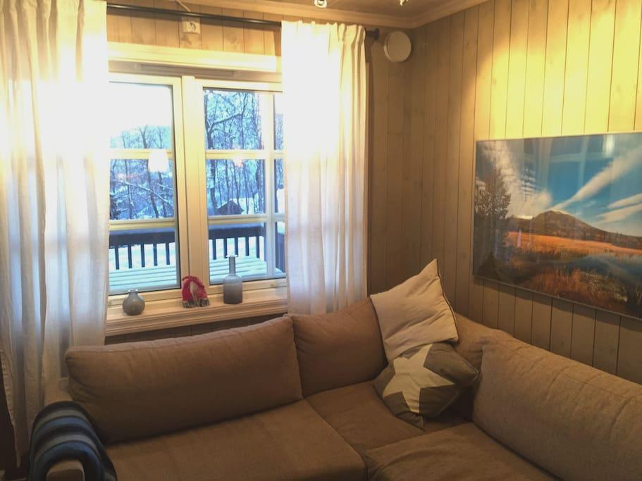 Sofa i stue