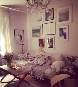 Cozy apartment with walking distance to Södermalm - Stockholm