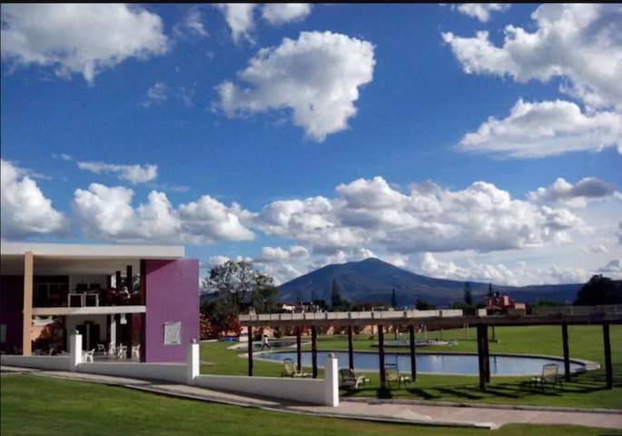Departamento vista Jocotepec