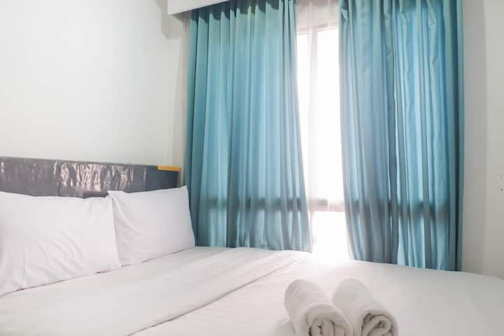 Spacious Classic 1BR Apartment at Taman Beverly