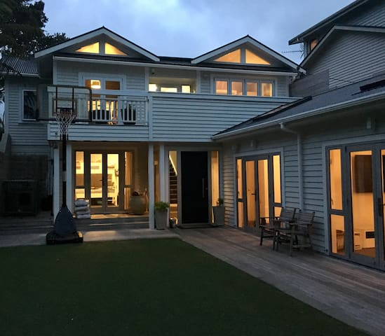 Large 4 bed executive home for Lions Supporters - Wellington - Rumah