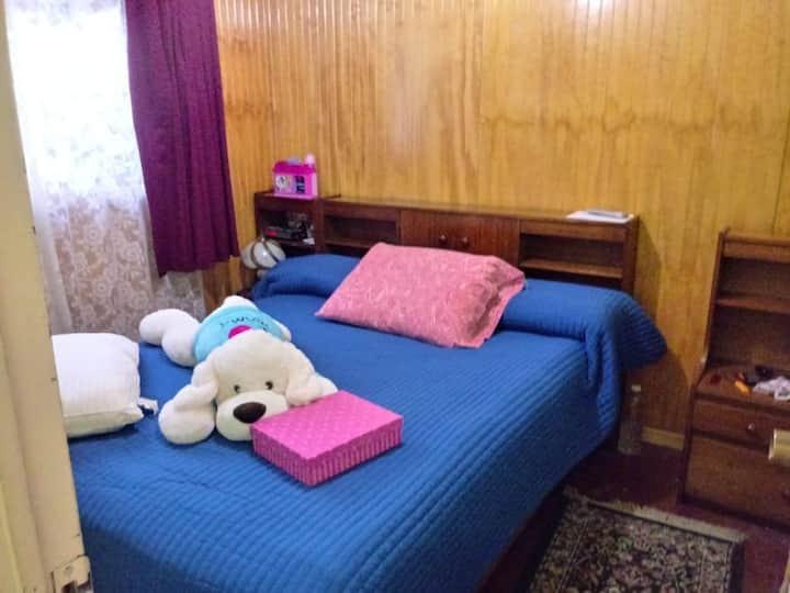 Bed&Breakfast-Hermoso Ambiente Familiar y Acogedor