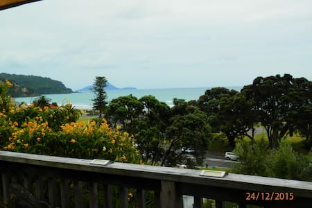Elevated, expansive ocean views WOW - Ohope