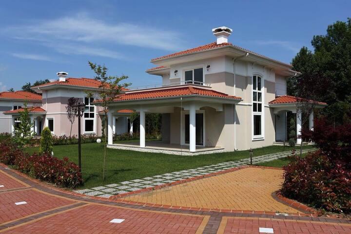A Luxurious 4 Bedroom Holliday Villa in Sapanca