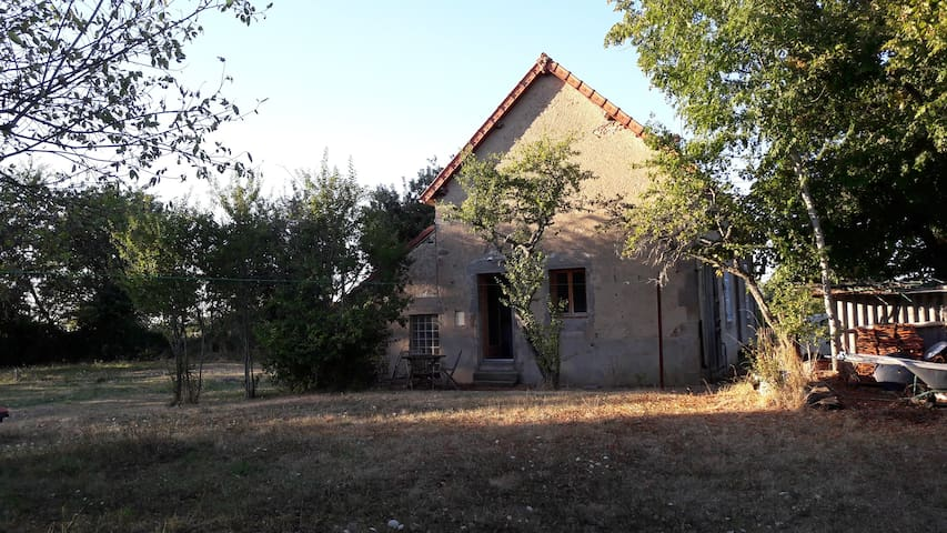 Fermette - Commentry - House