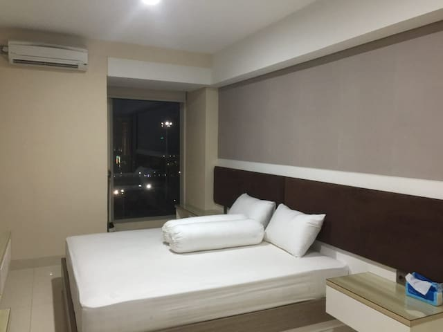 Studio Apartment - Louis Kienne (W/R) Simpang lima