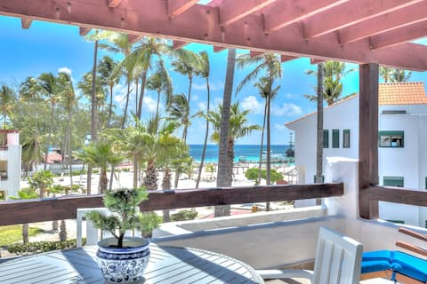 Beautiful Beachfront 2-BDR Apartment - D-301