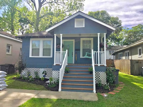Adorable and Homey Mid-City Cottage