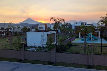 Habitaciones privadas en Lomas de Angelópolis
