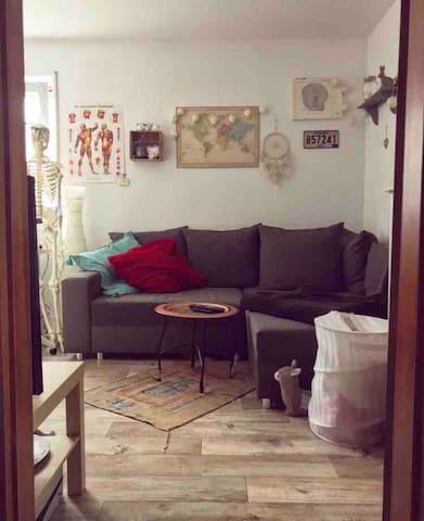 gemütliche Wohnung direkt im Dortmunder Zentrum