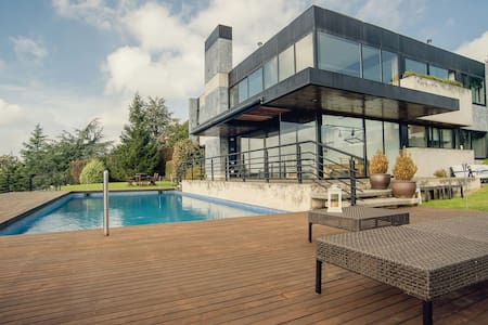 Apartamento privado dentro de casa - Urbanización la Mina