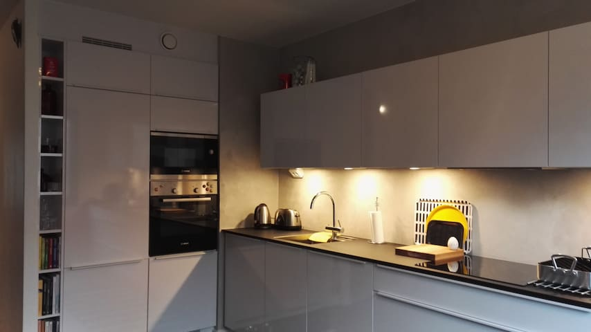 Spacious modern apartment 62m2 - Helsinque