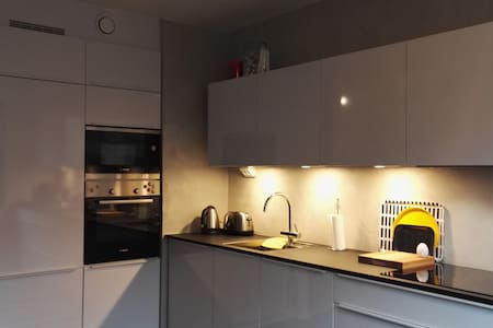 Spacious modern apartment 62m2 - Helsinki - Daire