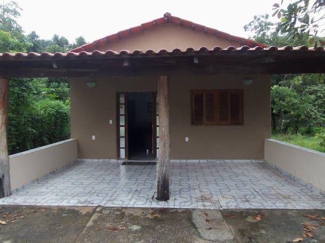 Chalé Chapada dos Veadeiros II - Cavalcante - บ้าน