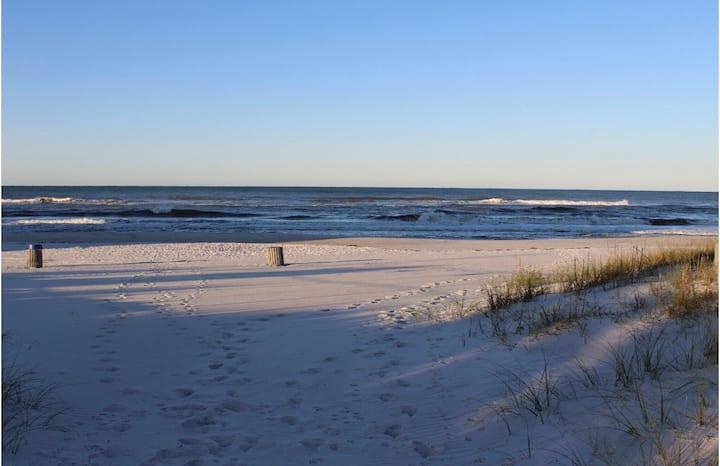 gonecoastalpcb - steps to the beach!