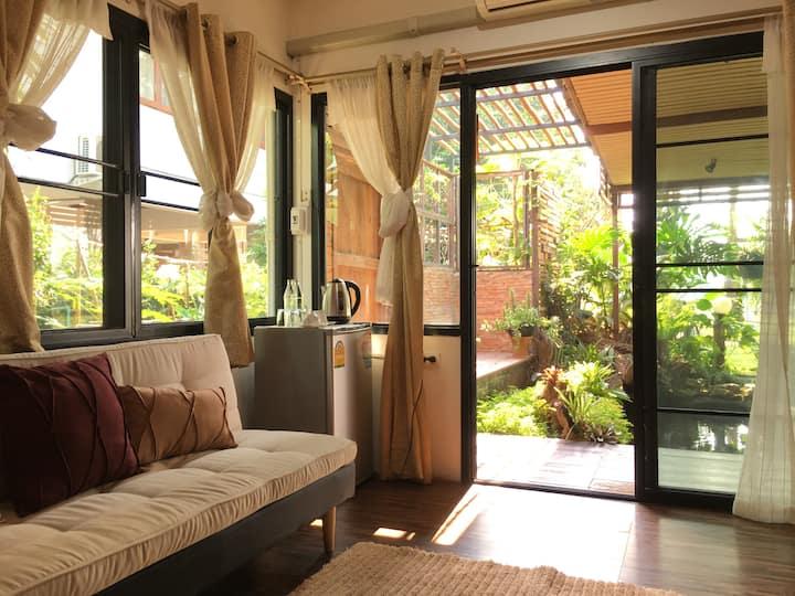 Nan Rim Nam Resort - The Plaa Carp Villa