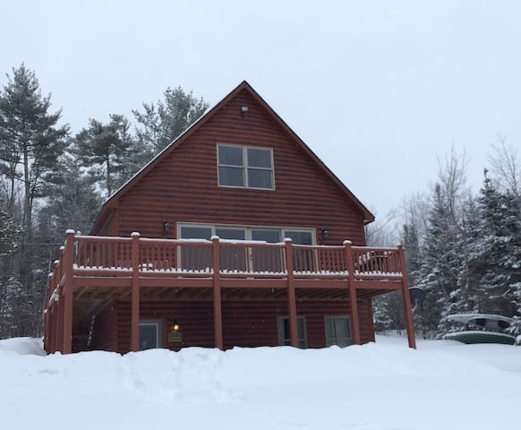 Mountain Chalet close to Sunday River & Mt Abram