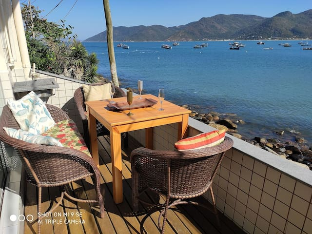 Gourgeus 3 bedroom house with sea view in Florianópolis Brazil