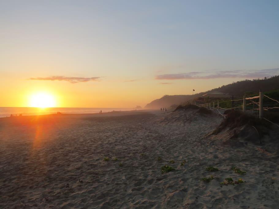 Playa Mermejita !
