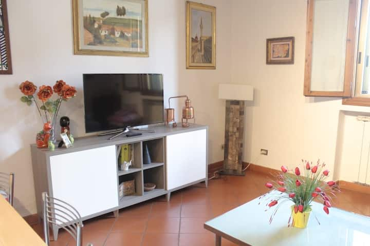 Welcoming apartment in Florence