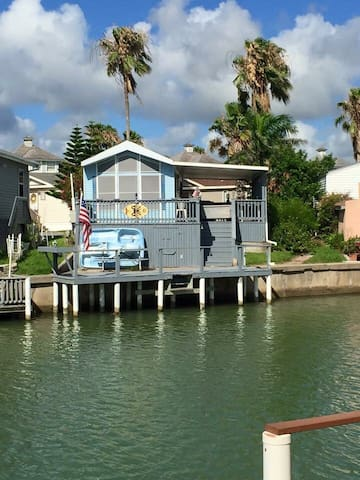 Bayside Beauty (Private Resort) - Port Isabel - Haus