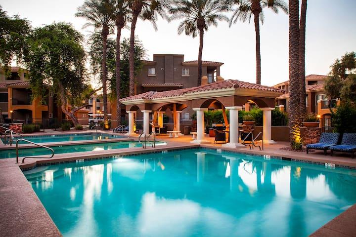 2BR Luxury Condo on TPC Scottsdale