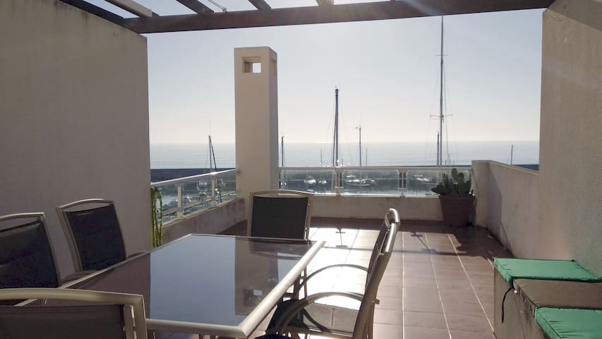 Duplex With Spectacular Sea Views RMP60