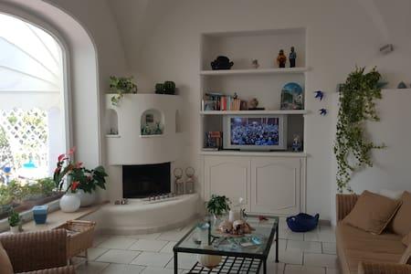 Appartamento con terrazzo ad Anacapri - 阿纳卡普里 - 公寓