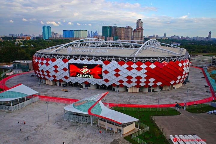 Apartments Stadium SPARTAK FIFA 2018