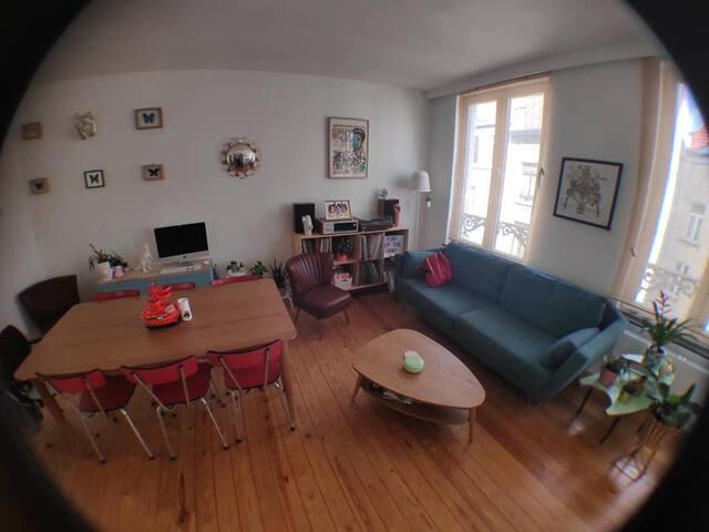 Appartement une chambre à Porte de Namur