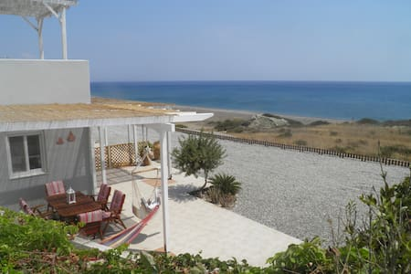 Seahouse by Lahania beach of South RHodes
