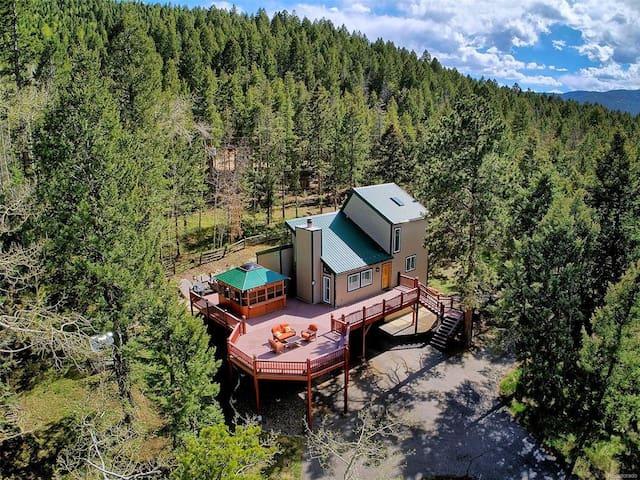 Mtn Spa Escape near Red Rocks/Hiking/Biking/Denver