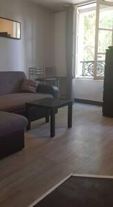 Joli studio meublé refait à neuf proche de tout
