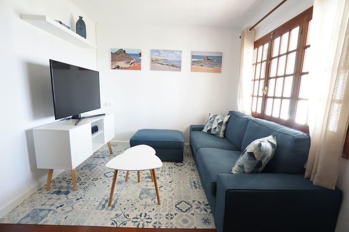 Apartamento en planta baja en Son Bou