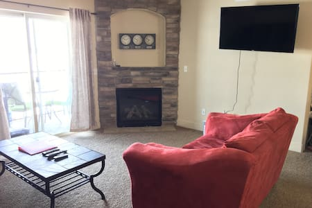 Clean and comfortable 3B/2b condo in Payson - Payson - Apartament