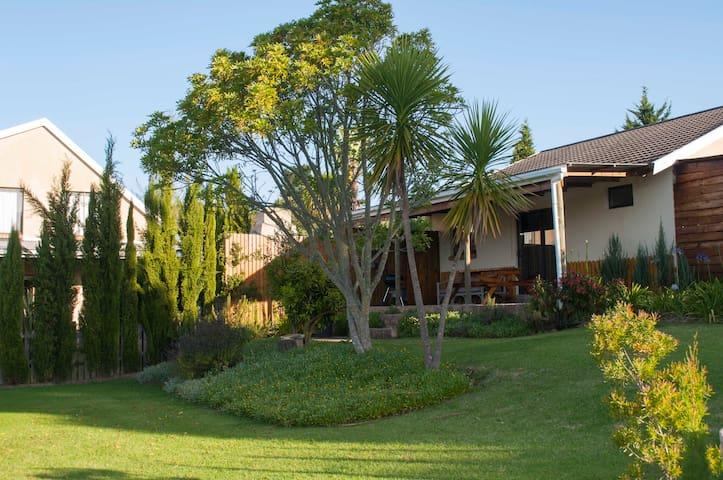 Hedge cottage