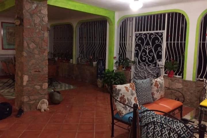 Amazing place in El Nogalito