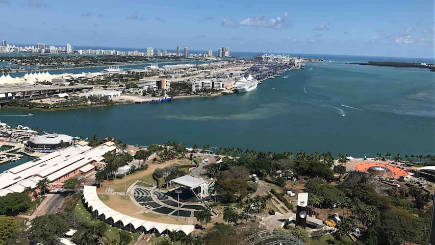 Best Miami and Ocean View