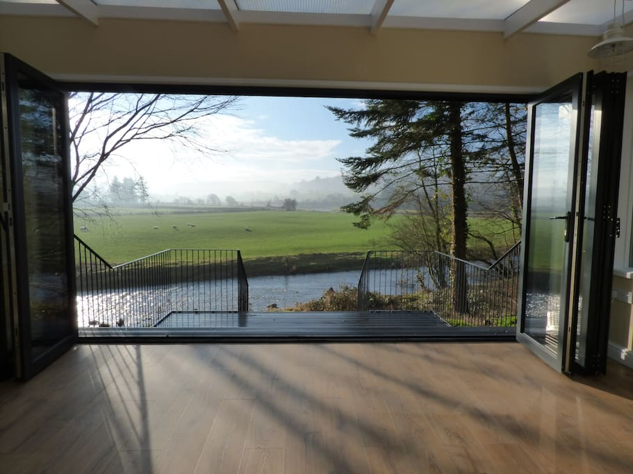 The best view in wales houses for rent in llanidloes - The best house in wales ...