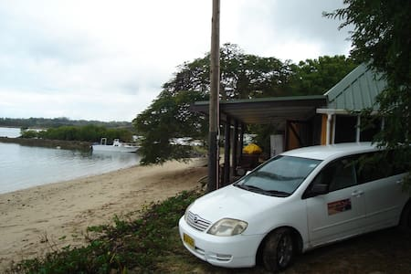 Fiji Villa on Private Beach near Vuda Point Marina - Villa