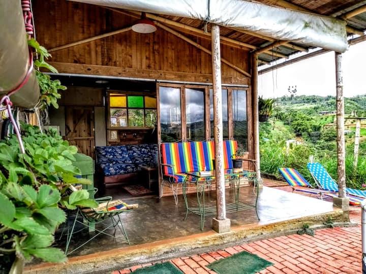 Apartamento  Montañas  de Bitaco(  CASA VABEL)