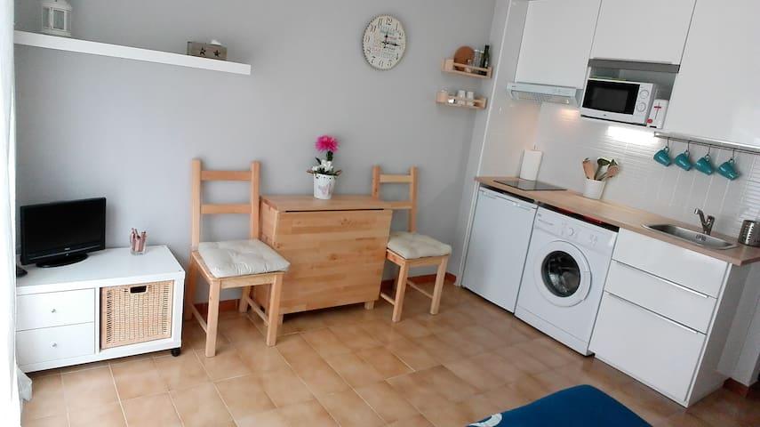 Apartamento Empuriabrava 4per, a 200 m de la playa