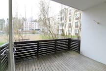 Two-bedroom apartment with a balcony in Vantaa - Oljenkorsi 4