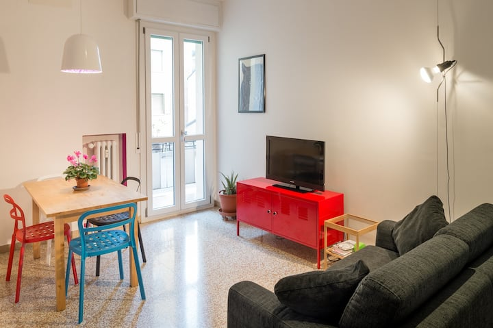Perfect apartment in the beating heart of Bologna