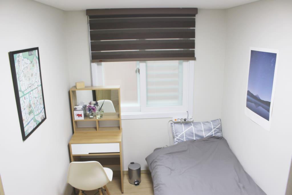 T3 -Single room