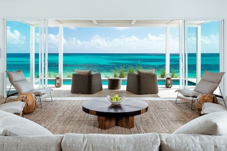Two Bedroom Beachfront Villa Premier